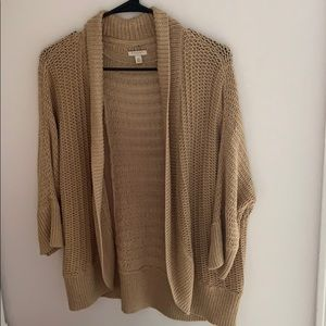 Shrug Type Sonoma Sweater